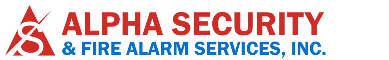 Alpha Security & Fire Alarm Services, Inc. Logo